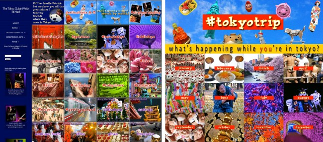 For all you Tokyo fun needs! Find out about all the festivals & events & stuff only locals know about!
