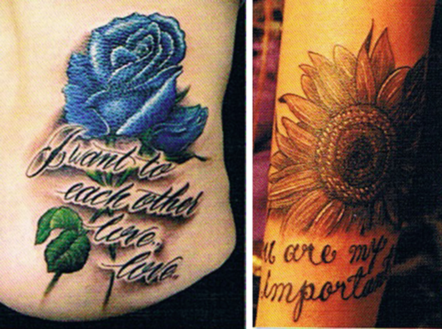 Tattoos I Would Regret Jonelle Patrick S Only In Japan