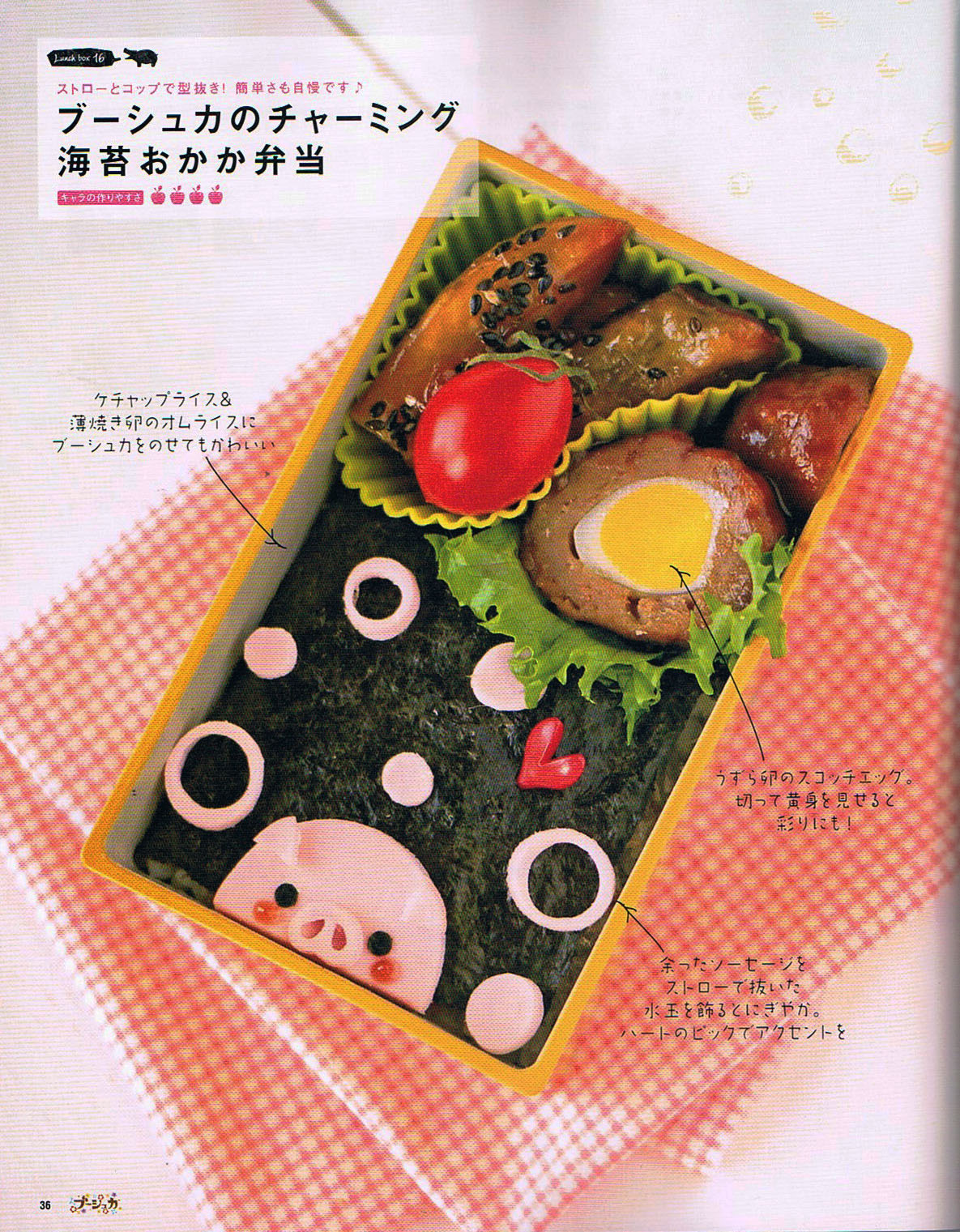 Do it yourself piggy lunchbox jonelle patricks only in japan if solutioingenieria Images