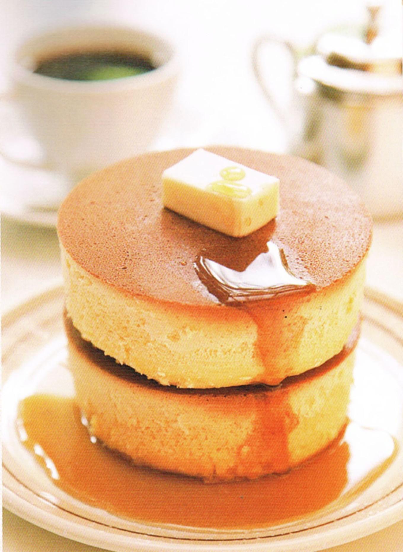 PancakeDouble