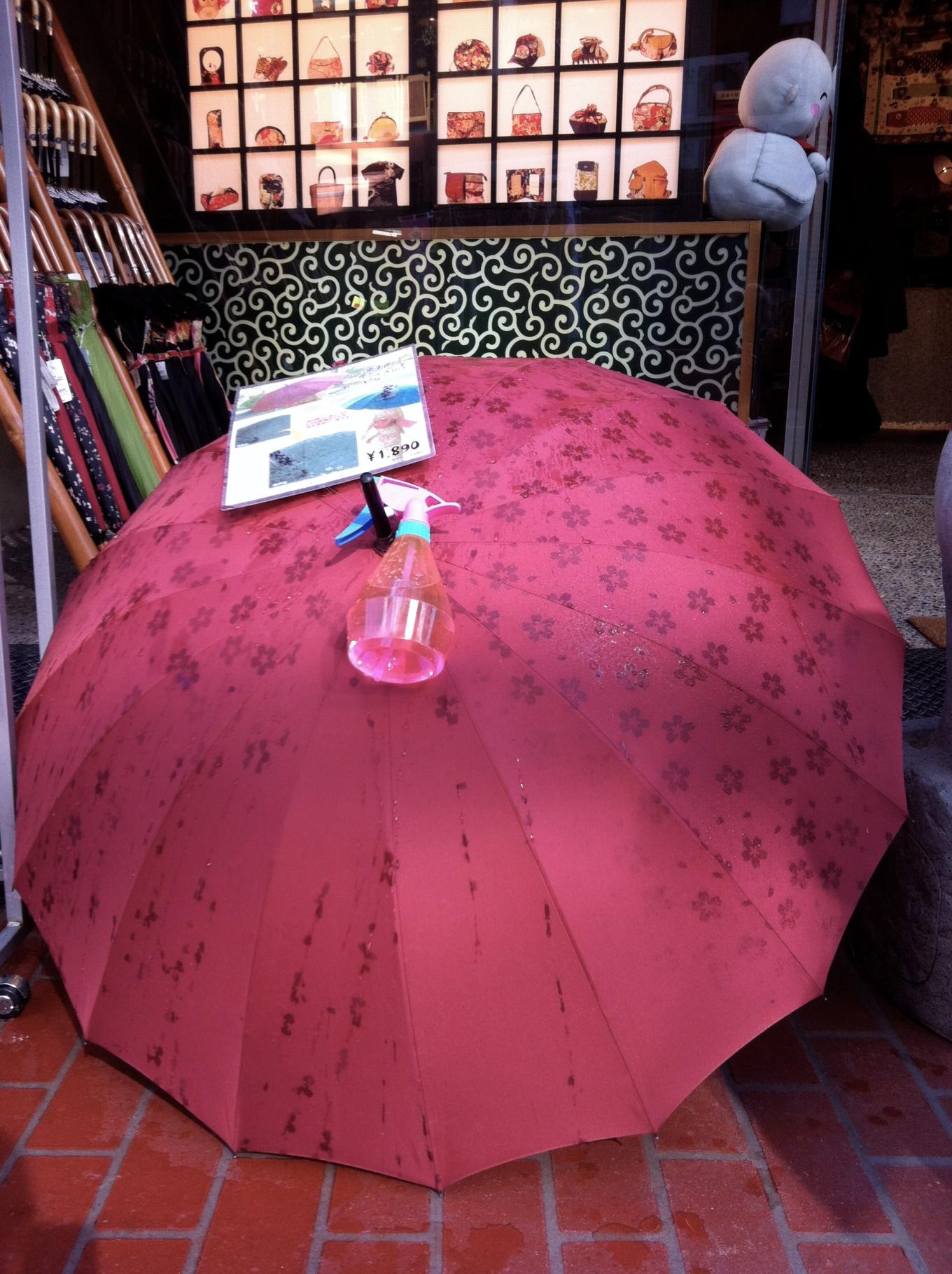 4.Umbrella