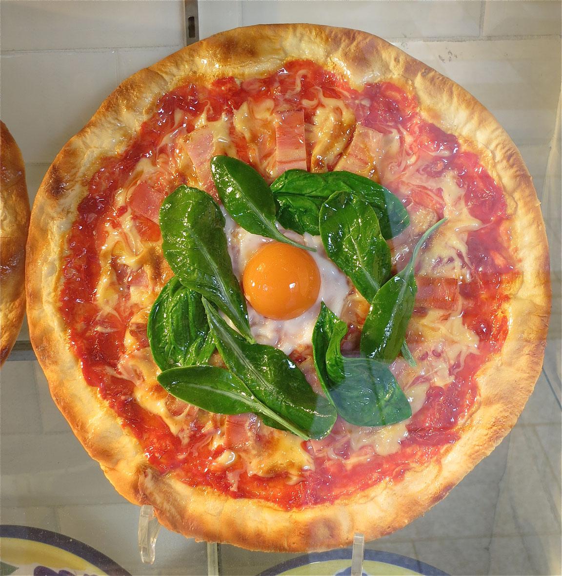 PizzaEgg