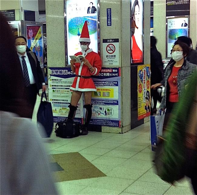ShibuyaSanta