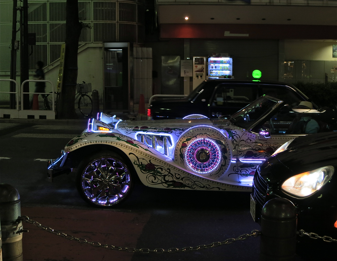 i thought i d seen tricked out cars but jonelle patrick s only