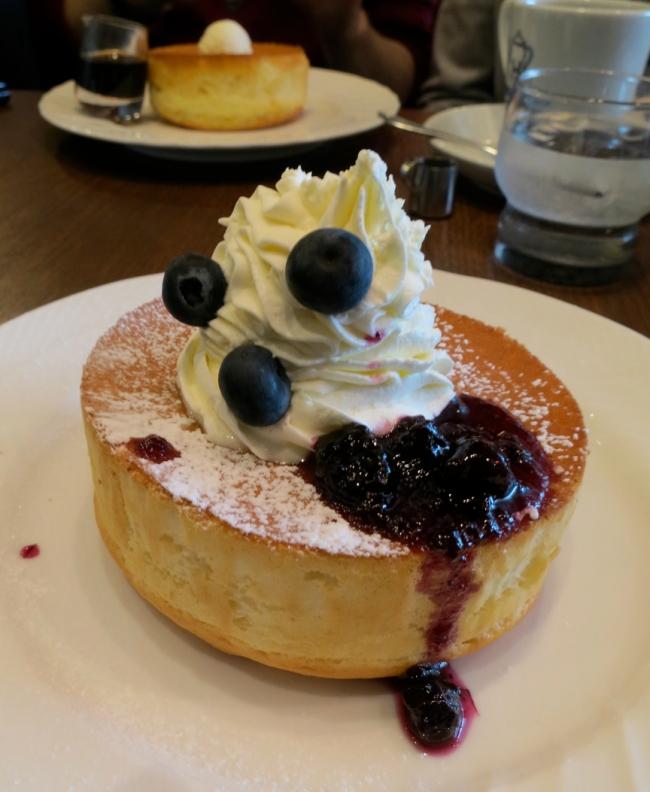 PancakeBlue