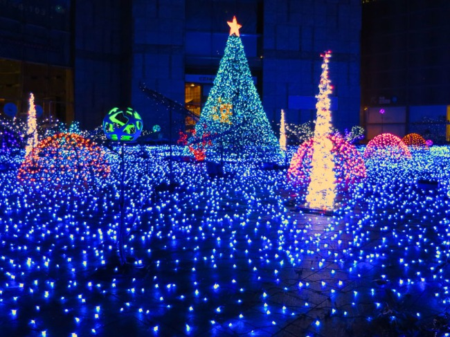 IlluminationShiodome