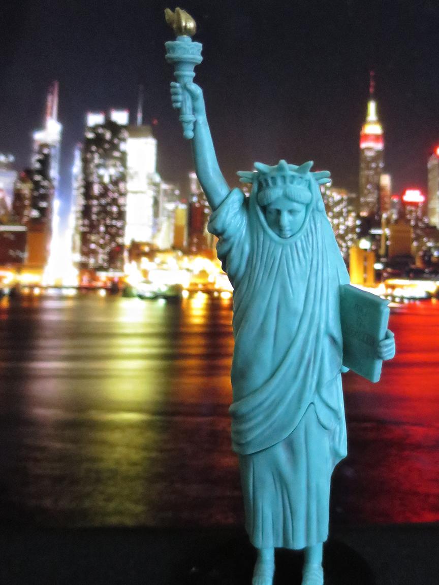The Cornholio Of Liberty