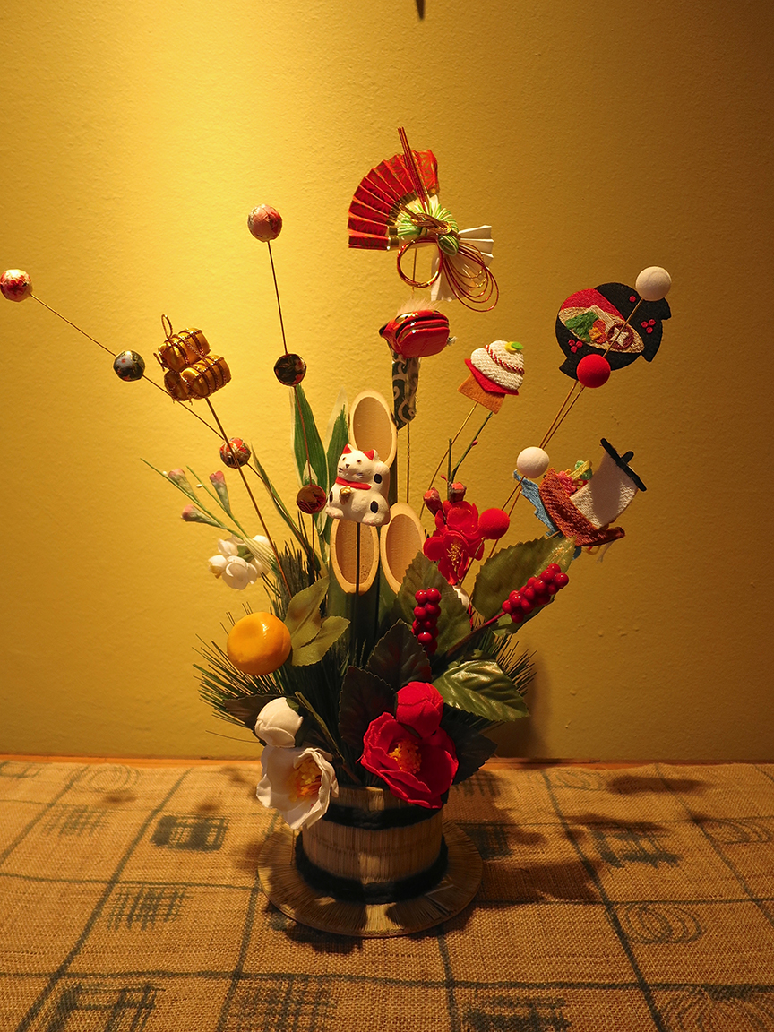 I Love Japanese New Year's Decorations! | Jonelle Patrick ...