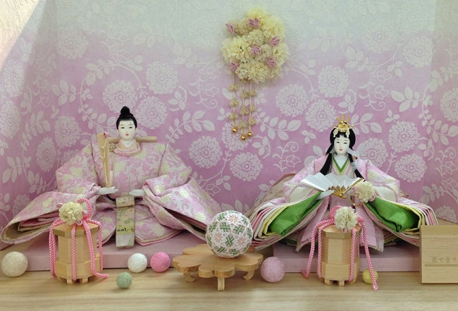 Goto Dolls also makes modern sets with other themes, like this Cherry Blossom pair. See all of them shot in moody splendor on their website.