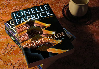 More Nightshade book goodness here, in case you think you might want to, you know, read it or something