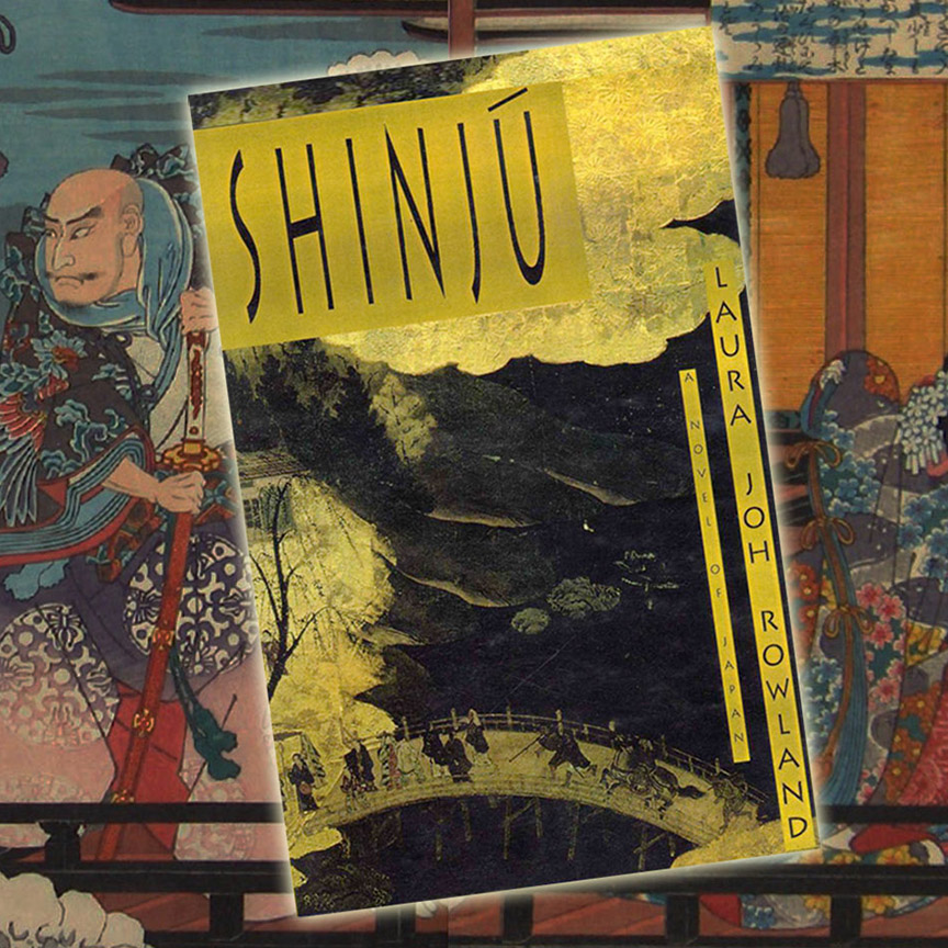 Cover of Shinju by Laura Joh Rowland