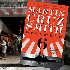 Cover of December 6 by Martin Cruz Smith