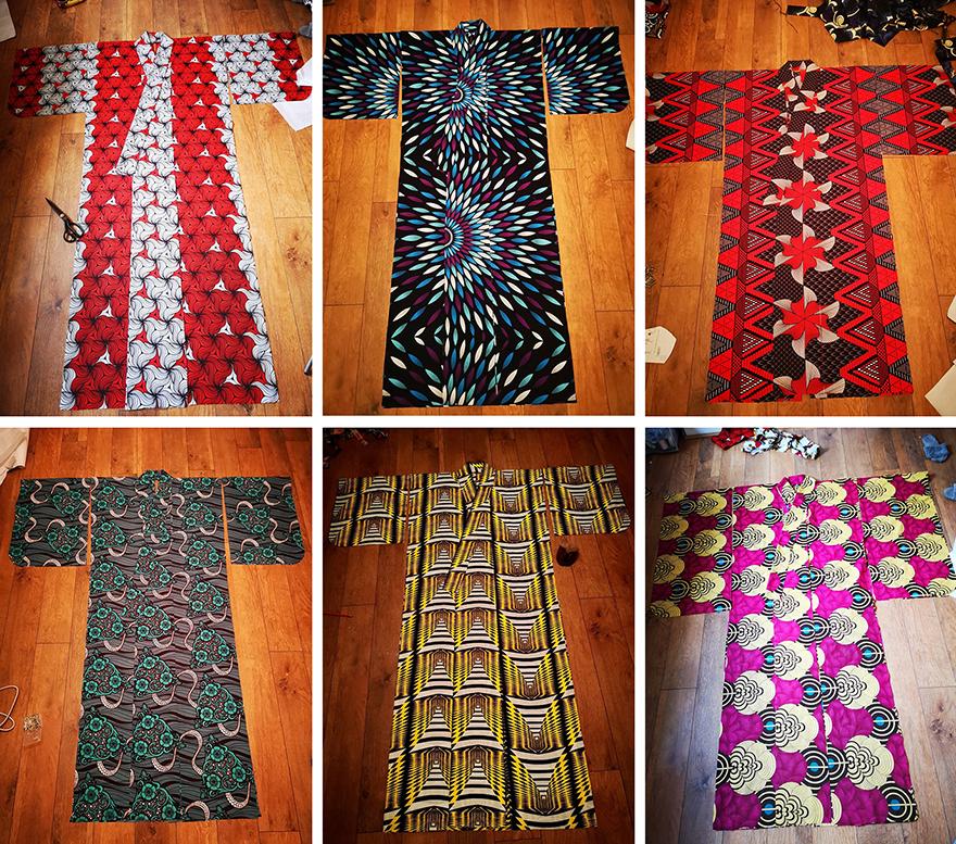 Uber Dandy Kimono pattern matching