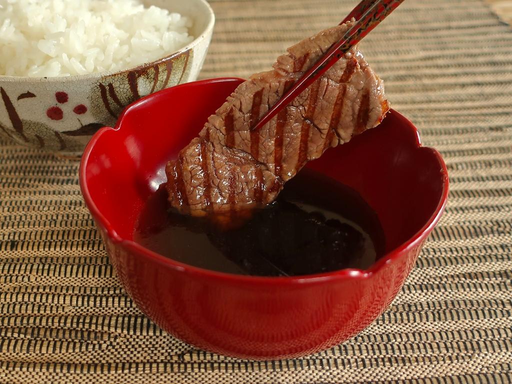 Ginger-Soy Steak Sauce